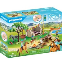 Playmobil® 70329 - Spirit - Riding Free - Sommercamp