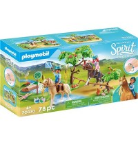 Playmobil® 70330 - Spirit - Riding Free - Herausforderung am Fluss