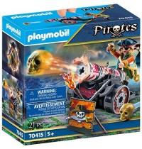 Playmobil® 70415 - Pirates - Pirat mit Kanone