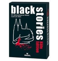 moses. - black stories - Köln Edition