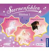 USM - CD Sternenfohlen - CD-Box Folge 1 - 3