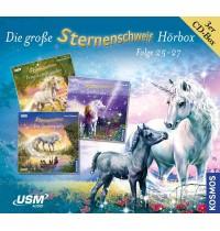 USM - CD Sternenschweif - CD-Box Folge 25 - 27