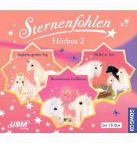 USM - CD Sternenfohlen - 3er Box, Folgen 4-6