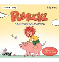 USM - CD Pumuckl - Abenteuergeschichten
