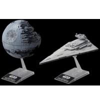 Revell - Death Star II plus Imperial Star Destroyer