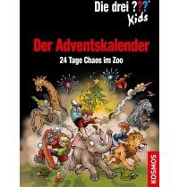 KOSMOS - Drei ??? Adventskalender - 24 Tage Chaos im Zoo