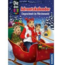 KOSMOS - Drei!!! Adventskalender - Eingeschneit im Märchenwald