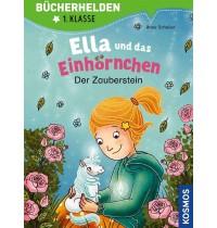 KOSMOS - Bücherhelden - Ella und das Einhörnchen - Der Zauberstein,  1. Klasse