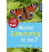KOSMOS - Welcher Schmetterling ist das? Kindernaturführer