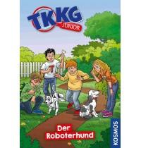 KOSMOS - TKKG Junior - Der Roboterhund, Band 9
