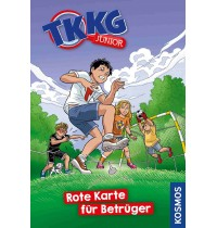 KOSMOS - TKKG Junior - Rote Karte für Betrüger, Band 10