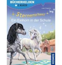KOSMOS - Bücherhelden - Sternenschweif - Ein Einhorn in der Schule, 2. Klasse