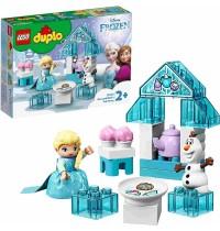 LEGO® DUPLO® - 10920 Disney™ Princess - Elsas und Olafs Eis-Café
