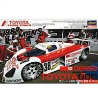 1/24 Denso Toyota 88C, 1989 L Hasegawa