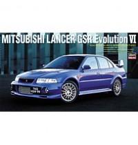 1/24 Mitsubishi Lancer GSR Ev Hasegawa
