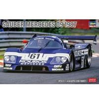 1/24 Sauber Mercedes C9 1987 Hersteller : Hasegawa