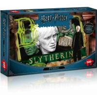 Winning Moves - Puzzle - Harry Potter - Slytherin, 500 Teile