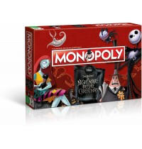 Winning Moves - Monopoly - Nightmare Before Christmas