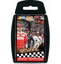 Winning Moves - Top Trumps - Grand Prix Helden 2