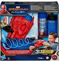 Hasbro - Spider-Man - Far From Home Spider-Man Zyklon-Blaster mit Web Fluid