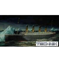 Revell - Technik - RMS Titanic