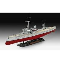 Revell - HMS Dreadnought, 1:350