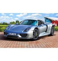 Revell - Porsche Set, 1:24