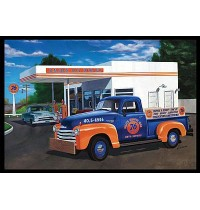 1/25 1950er Chevy Pick-up AMT