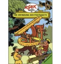 Tessloff - Die Digedags - Die Erfindung der Postrakete -, Band 7