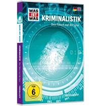 Universal Pictures - Was ist Was DVD - Kriminalistik
