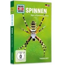 Universal Pictures - Was ist Was DVD - Spinnen
