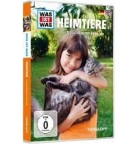 Universal Pictures - Was ist Was DVD - Heimtiere