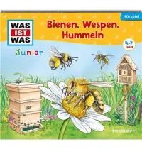 Tessloff - Was ist Was Junior CD - Bienen, Wespen, Hummeln