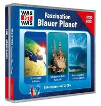 Tessloff - Was ist Was - Faszination Blauer Planet, 3-CD Hörspielbox