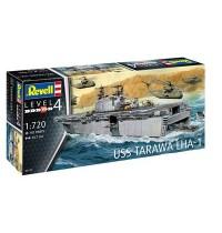 Revell - Assault Ship USS Tarawa LHA-1