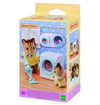 Sylvanian Families - Waschmaschine & Staubsauger