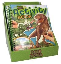 Depesche - Dino World - Activity Book