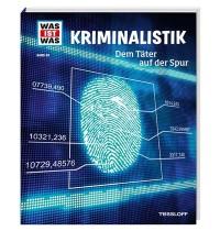 Tessloff - Was ist Was - Kriminalistik - Dem Täter auf der Spur, Band 98