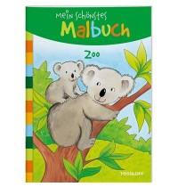 Tessloff - Mein schönstes Malbuch - Zoo