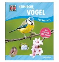 Tessloff - Was ist Was - Stickerheft Heimische Vögel