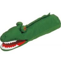 Handpuppe - Krokodil Länge: 40 cm