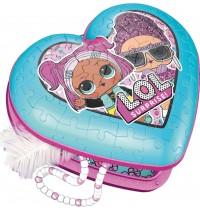 LOL 3D Heart           3D Son