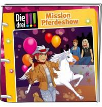 Tonies - Die drei !!! - Mission Pferdeshow