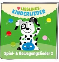 Tonies - Lieblings-Kinderlieder - Spiel- und Bewegungslieder 2