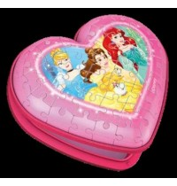 Heart - Disney Princess   54p