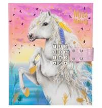 Depesche - Miss Melody - Tagebuch mit Code und Sound, Motiv 2