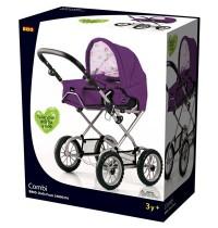 BRIO - Puppenwagen Combi, violett