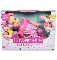 Spin Master - Luvabella Newborn, Blond