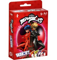 Winning Moves - WHOT! - Miraculous - Lady Bug & Cat Noir