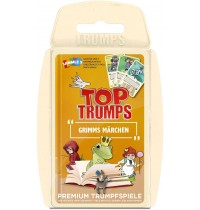 Winning Moves - Top Trumps - Grimms Märchen